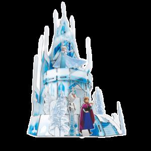 Spin Master Frozen II - 3D Ice Castle Puzzle 47pcs (6053088)