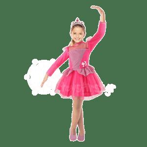 Παιδική Στολή Barbie® Μπαλαρίνα