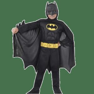 Παιδική Στολή Batman Deluxe