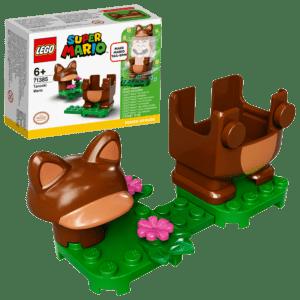 LEGO Super Mario Πακέτο Ενίσχυσης Mario Tanooki (71385)