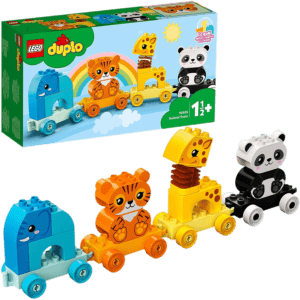LEGO Duplo Τρένο Με Ζώα (10955)