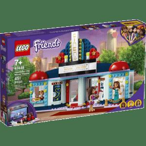 LEGO Friends Κινηματογράφος Της Χάρτλεϊκ Σίτυ (41448)