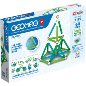 Geomag Σετ Classic 60 - Green (272)