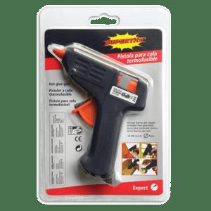Μίνι Πιστόλι Θερμοκόλλησης Σιλικόνης με Ανταλλακτικό 10W (31898)