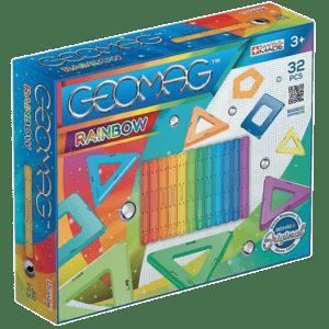 Geomag Σετ Rainbow 32 (370)