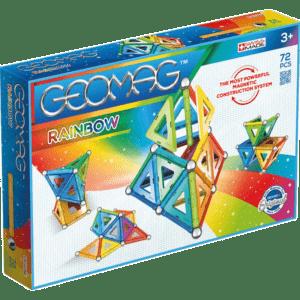 Geomag Σετ Rainbow 72 (371)