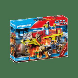 Playmobil City Action: Πυροσβεστική Ομάδα Διάσωσης (70557)