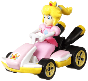 Mattel Hot Wheels® Mario Kart™ Princess Peach, Standard Kart (GBG25/GBG28)