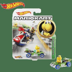 Mattel Hot Wheels® Mario Kart™ Koopa Troopa, Circuit Special (GBG25/GGV85)