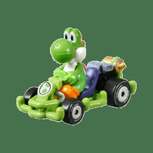 Mattel Hot Wheels® Mario Kart™ Yoshi, Pipe Frame (GBG25/GRN19)