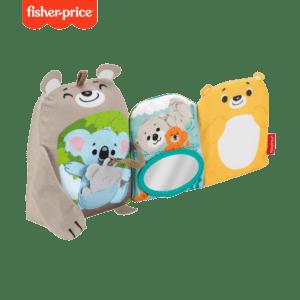 Fisher-Price Μαλακό Βιβλιαράκι Δραστηριοτήτων (GJD37)