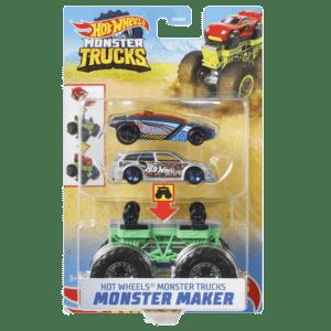 Mattel Hot Wheels® Monster Trucks Maker Sharkruser (GWW15/GWW13)