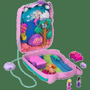 Mattel Polly Pocket™ Mini: Τσαντάκι Trendy Koala Adventures Purse (GKJ63/GXC95)
