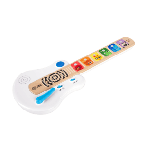 Baby Einstein Strum Along Songs Magic Touch Wooden Electronic Guitar Toy
