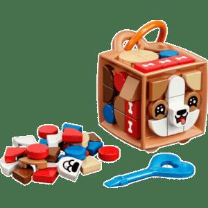 LEGO Dots Ετικέτα Τσάντας Σκύλος (41927)