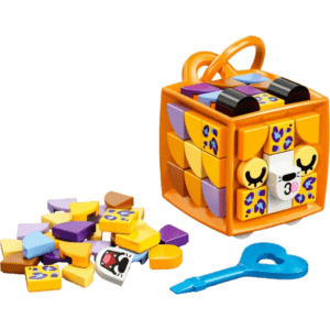LEGO Dots Ετικέτα Τσάντας Λεοπάρδαλη (41929)