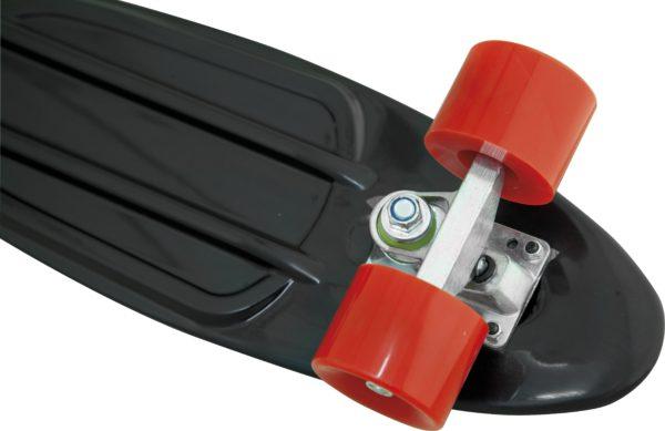 "Skateboard Plastic AMILA 22"" BlackFire (48940)"