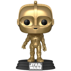 Funko Pop! Movies: Star Wars Concept, C-3PO (50110)