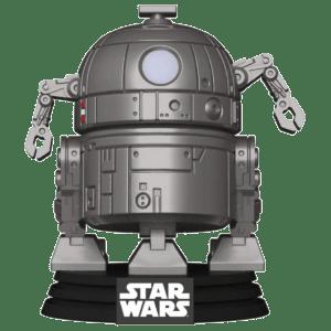 Funko Pop! Movies: Νο. 424 Star Wars Concept, R2-D2 (50111)