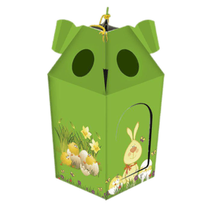 Φαναράκι Με Ρεσό Αυγουλάκια 21x9,5cm (73-1349)