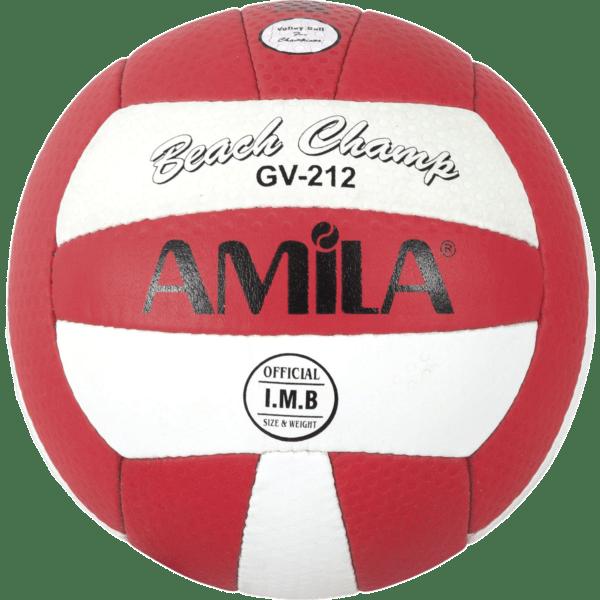 AMILA Μπάλα Beach Volley Amila Champ GV212 Νο5 (41653)