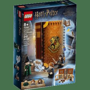 LEGO Harry Potter Στιγμές Χόγκγουαρτς™: Μάθημα Μεταμορφώσεων (76382)