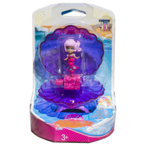 Barbie in a Mermaid Tale Seashell Surprise Figure and Bracelet