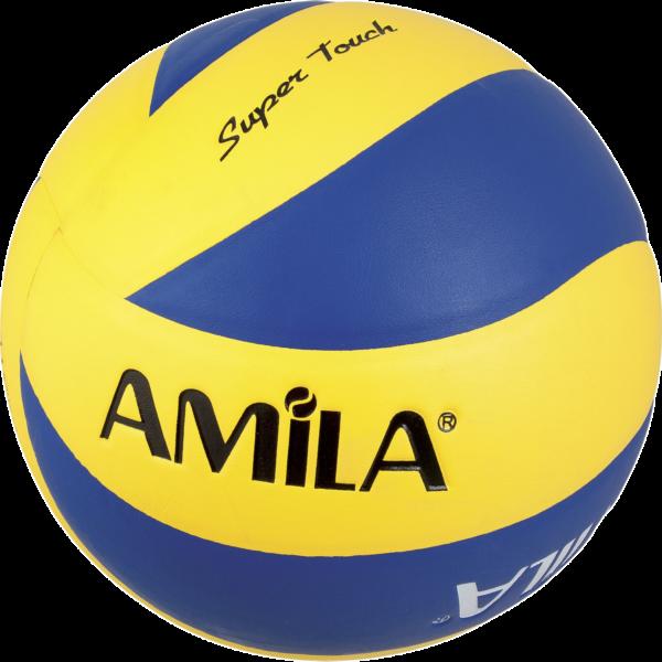 AMILA Μπάλα Beach Volley PU Νο. 5 (41664)