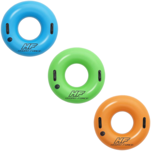 Bestway Hydro-Force Σωσίβιο Κουλούρα Με Λαβές Ø102cm, 3 Χρώματα (36173)