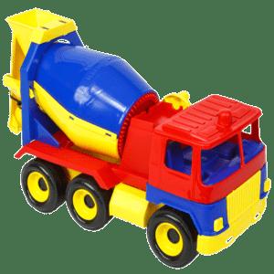Παιχνίδι Φορτηγό Μπετονιέρα 42 εκ. (71-971)