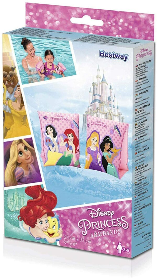 Bestway Μπρατσάκια Disney Princess (91041)