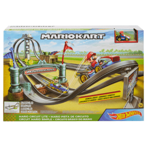 Mattel Hot Wheels® Mario Kart™ Πίστα Ταχύτητας Με Εμπόδια (GHK15)