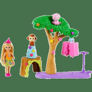 Barbie Club Chelsea: The Lost Birthday Πινιάτα Έκπληξη Σετ (GTM84)