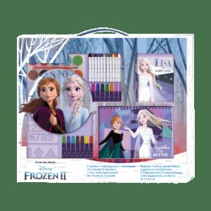 Disney Frozen II Elsa Snow Queen Σετ Ζωγραφικής (0562685)