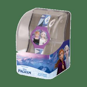 Ρολόι Με Λουράκι Frozen Σε Πλαστικό Κουτί (562691)