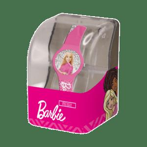 Ρολόι Με Λουράκι Barbie Σε Πλαστικό Κουτί (570196)