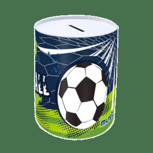 Must Κουμπαράς Μεταλλικός Football (0584274)