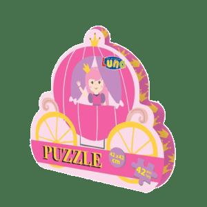 "LUNA Παζλ, 42 Κομμάτια ""Πριγκήπισσες"" (621773)"