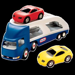 Little Tikes Μεγάλη Νταλίκα Με Αυτοκίνητα (170430Ε3)