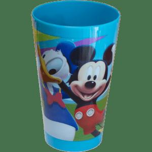 Disney Mickey & Donald Πλαστικό Ποτήρι 400ml (5526390)