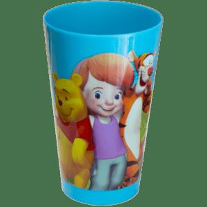 Disney Winnie The Pooh Πλαστικό Ποτήρι 400ml (6584390)
