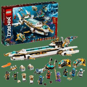 LEGO® NINJAGO®: Χάιντρο Μπάουντι (71756)