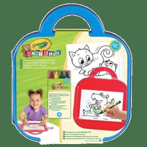 Crayola Το Πρώτο μου Σετ Δραστηριοτήτων Mini Kids (98-2000-E-001)