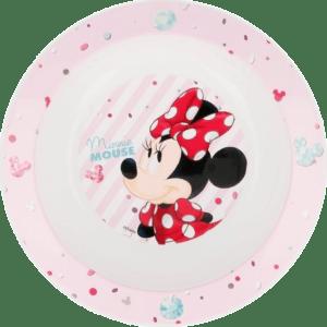 Disney Minnie Mouse Πλαστικό Bowl Micro (B18846)