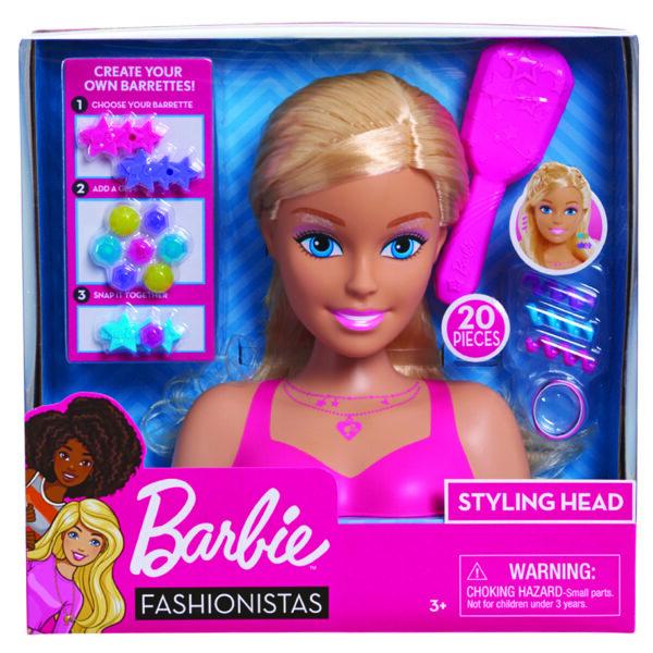 Giochi Preziosi Barbie Κεφάλι Ομορφιάς (BAR28000)