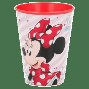 Disney Minnie Mouse Πλαστικό Ποτήρι 260ml (B18807)