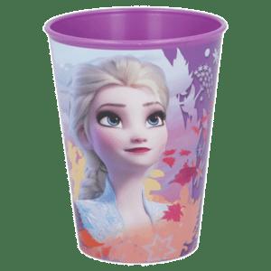 Disney Frozen Πλαστικό Ποτήρι 260ml (B35007)