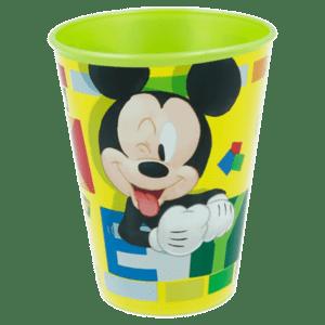 Disney Mickey Mouse Πλαστικό Ποτήρι 260ml (B44207)