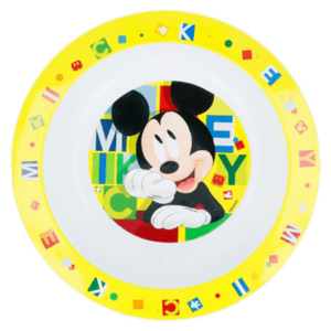 Disney Mickey Mouse Πλαστικό Bowl Micro (B44246)