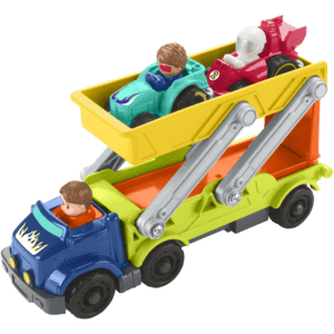 Fisher Price Little People® Ramp N Go Carrier Gift Set (HBX23)